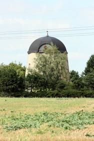 Die Mühle zwischen Meltewitz und Börln
