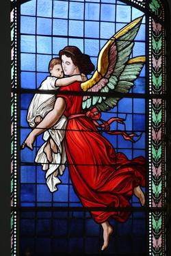 Garten der Versöhnung - Garten der Engel